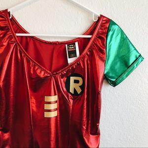 Sexy Robin Tunic Halloween Costume